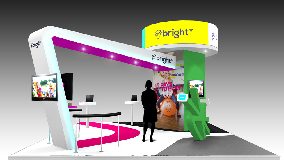Exhibition Stand Design Case Studies : Exhibition design manchester london
