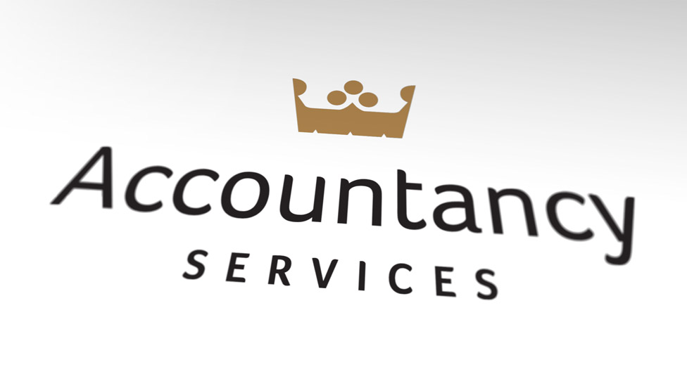 Accountancy logo design