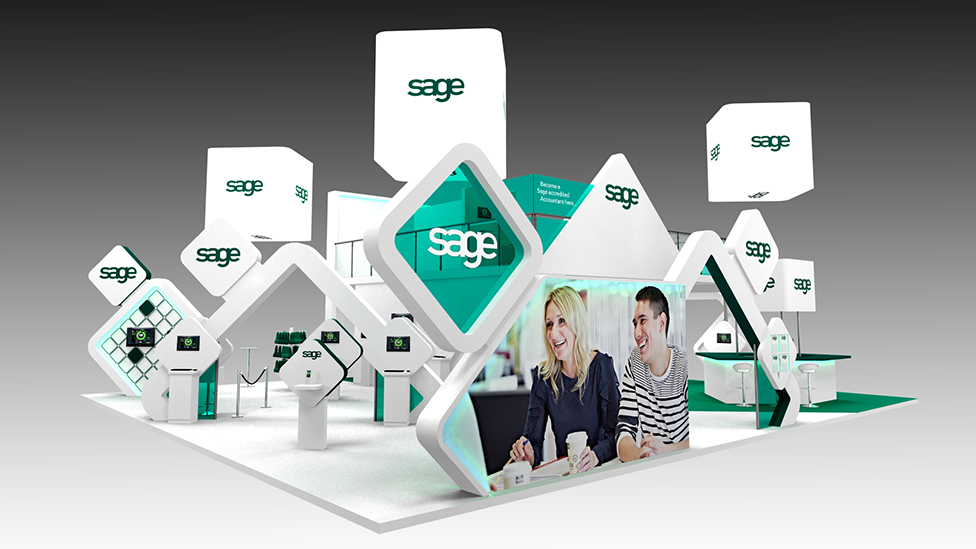 Exhibition Stand Packages : Double decker exhibition stand u london cheshire cambridge
