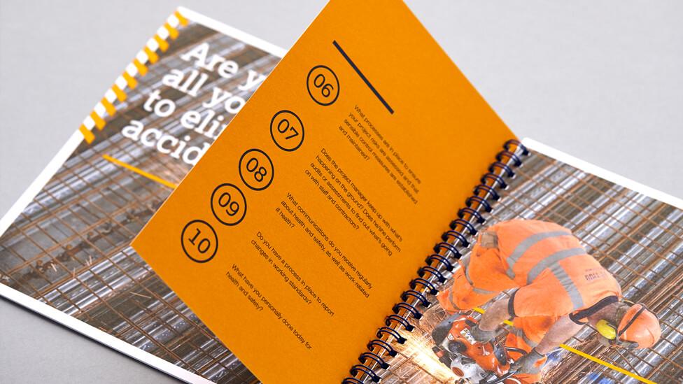 Employee engagement brochure