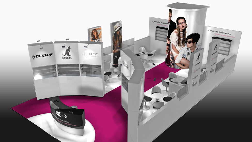 Exhibition Stand Design And Build Manchester : Exhibition design and build u london cheshire cambridge u parker