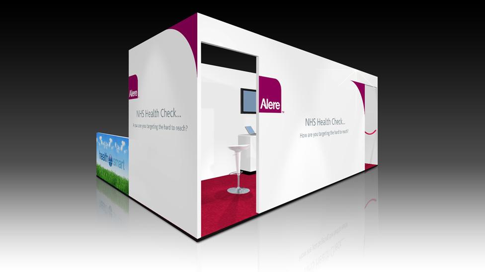 Modular Exhibition Stands Quiz : Exhibition booth design u london cheshire cambridge u parker design