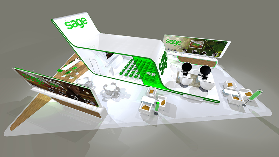 Exhibition Stand Design And Build : Exhibition stand design and build u parker design u london
