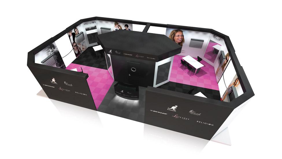 International exhibition design
