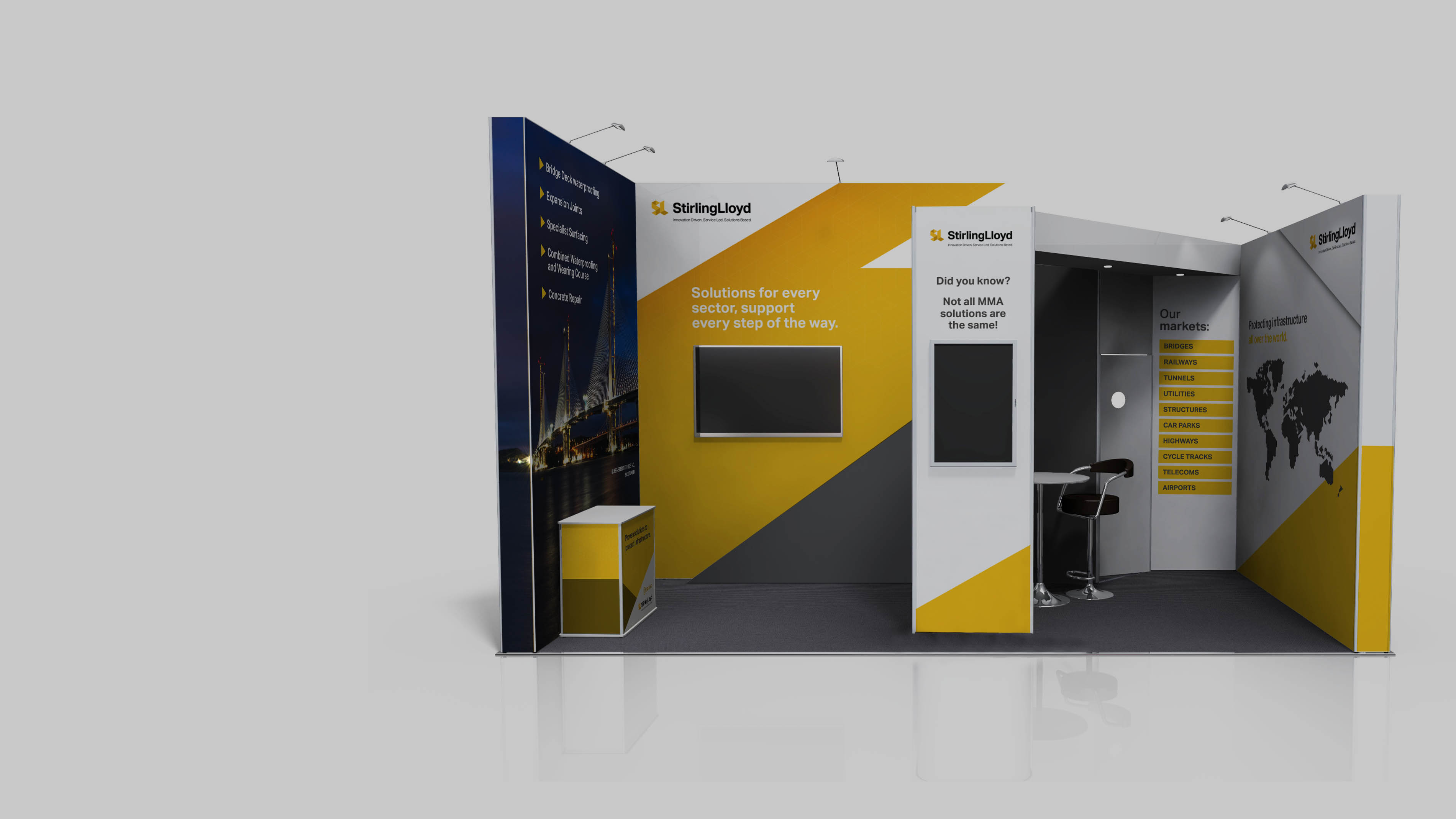 Modular Exhibition Stands London : Modular exhibition systems london cheshire dubai uae