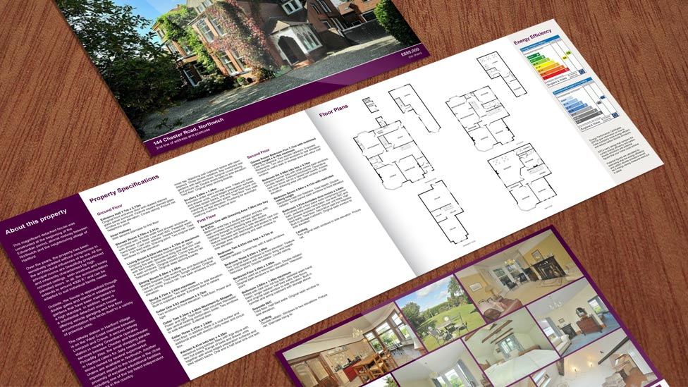 property specification brochures