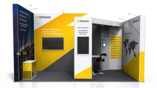 Modular exhibition design
