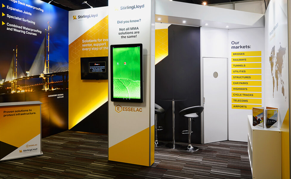 Modular Exhibition Stands London : Modular exhibition design cheshire london cambridge