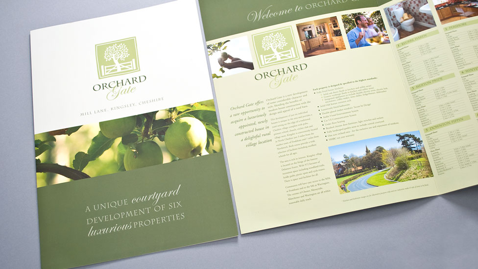 Residential Property Brochure – London, Cheshire, Cambridge