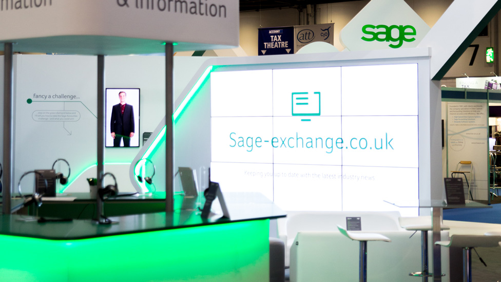 Exhibition Stand Design Case Studies : Interactive exhibition stand cheshire london uk