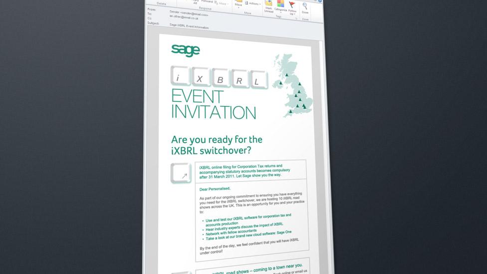 E-marketing design