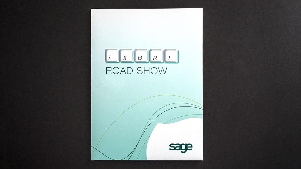 Folder cover design and print