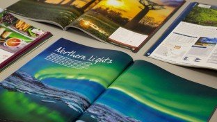 Travel Magazine Designs