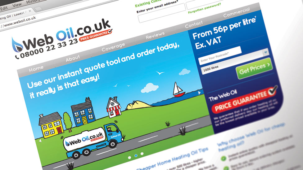 Ecommerce website design cheshire london
