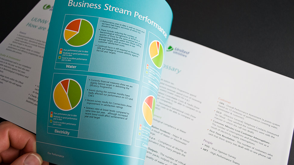 UU Booklet Graphic Design and Print Cheshire UK