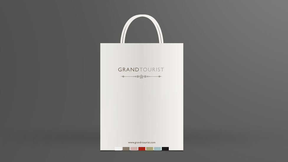 carrier bag design