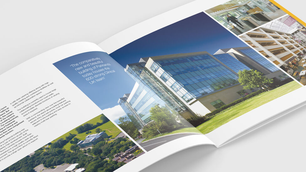 Corporate property brochure