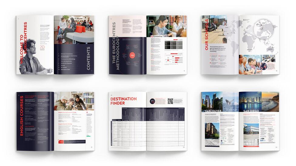 Course prospectus design