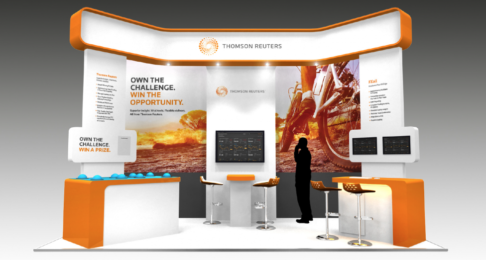 Exhibition Stand Design Case Studies : Custom exhibition stand london cheshire uk