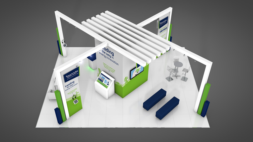 Exhibition Stall Case Study : Custom exhibition stand design cheshire london cambridge