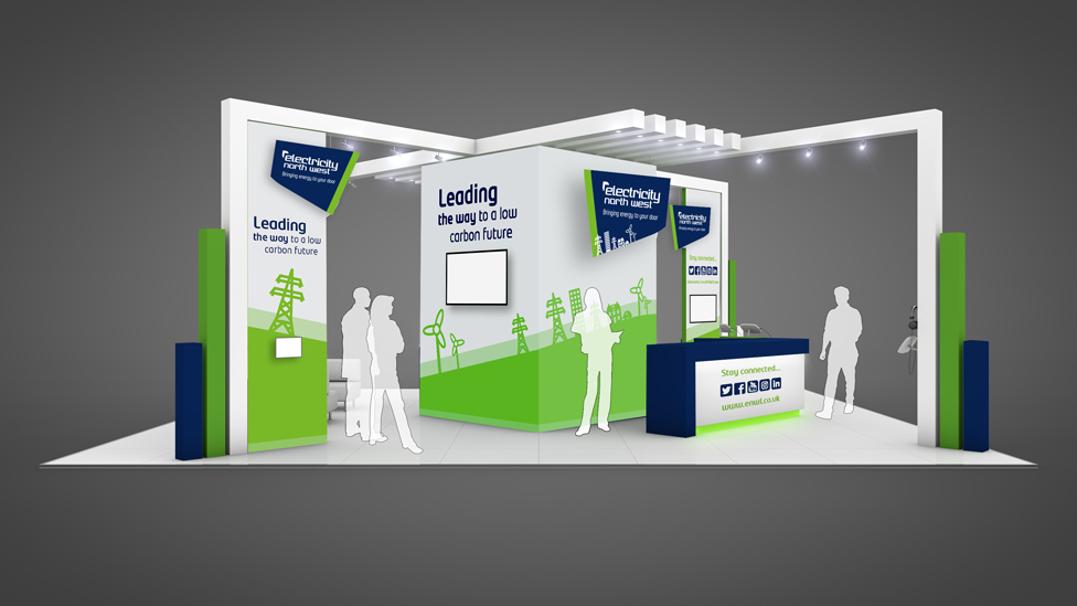 Exhibition Stand Design Case Studies : Custom exhibition stand design cheshire london cambridge