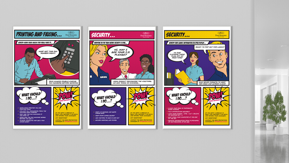 employee engagement posters