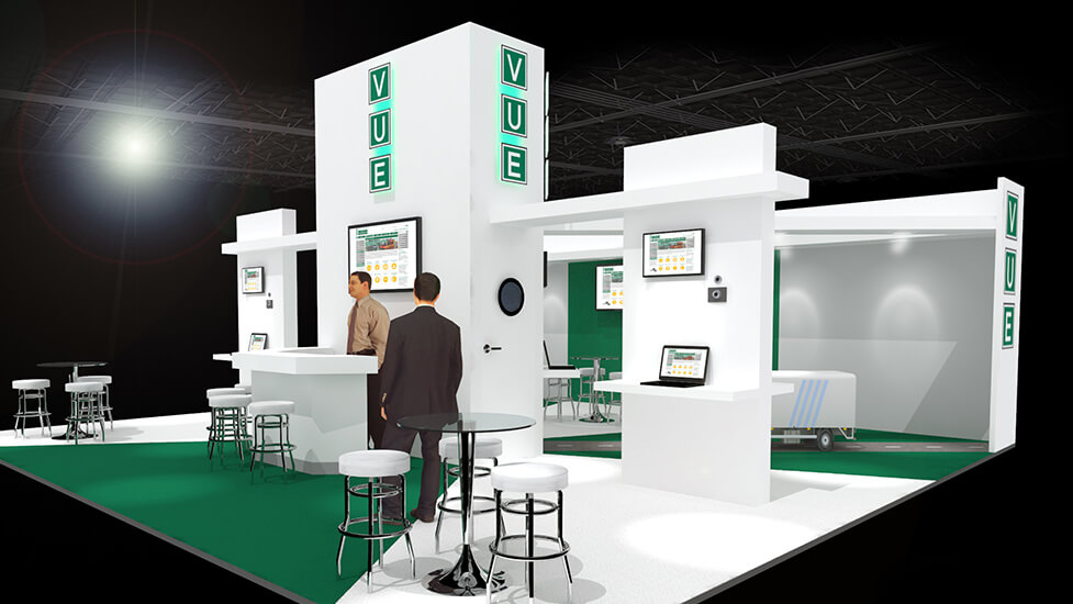Event stand design