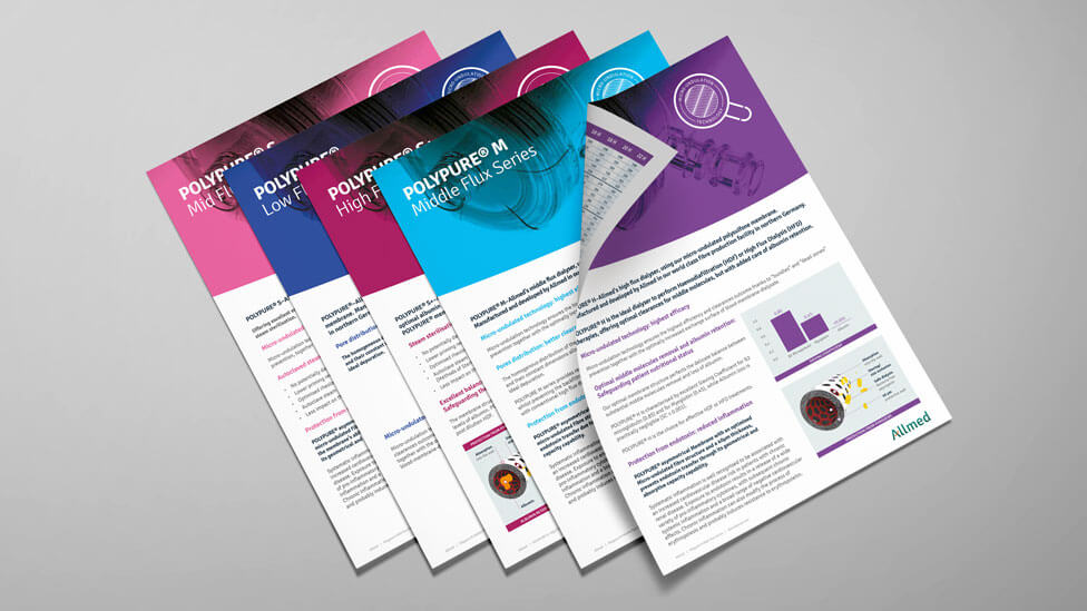 healthcare marketing collateral
