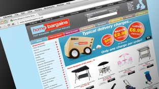 Home Bargains Ecommerce Web Design Cheshire