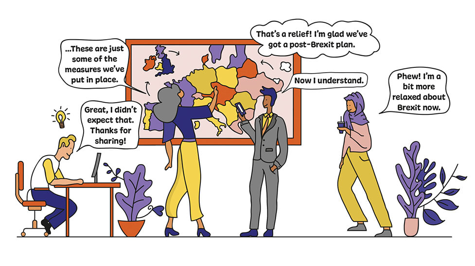 Internal communications and Brexit