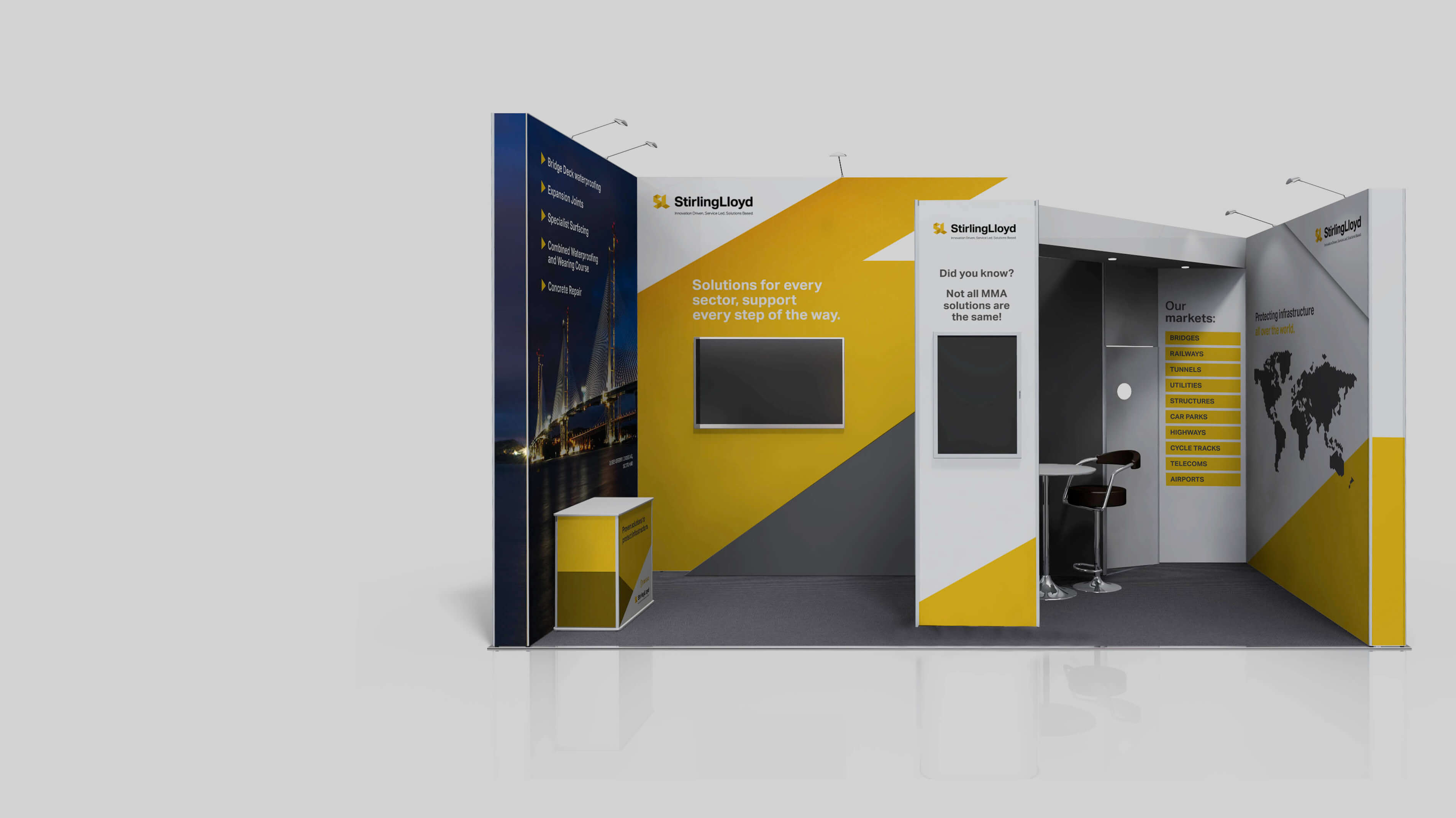 Modular Exhibition Stands Designs : Modular exhibition stand design u london cheshire cambridge
