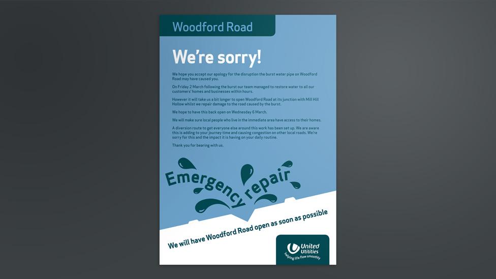 leaflets design