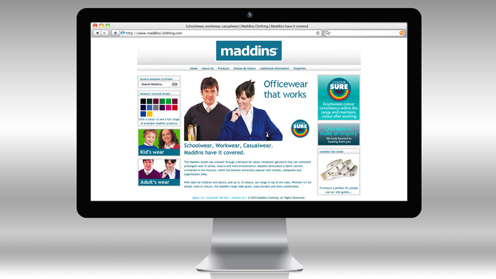 Maddins Web Design
