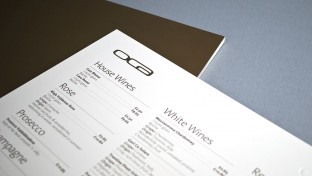 Menu Design and Print