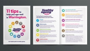 Healthy ageing campaign