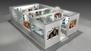 Retail Exhibition Stand Design