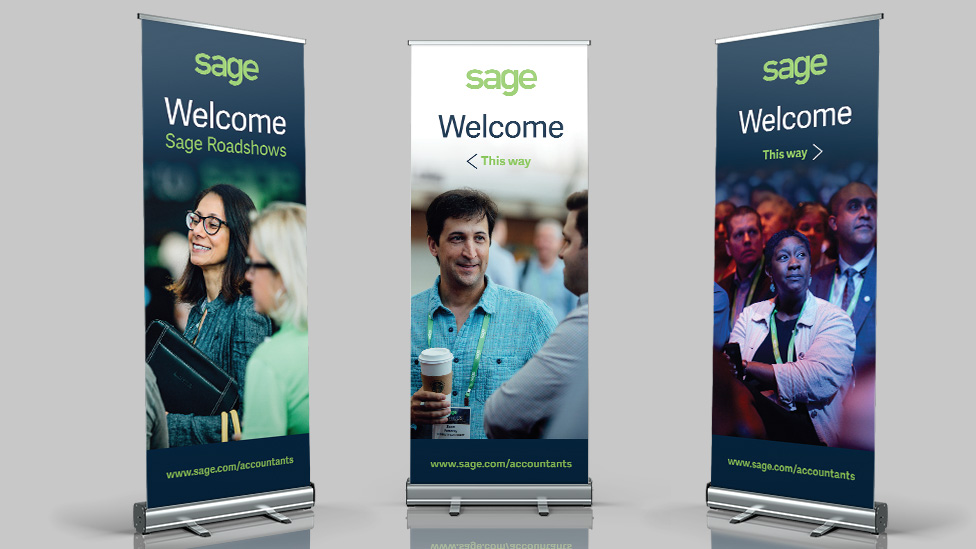 roadshow pull-up banners