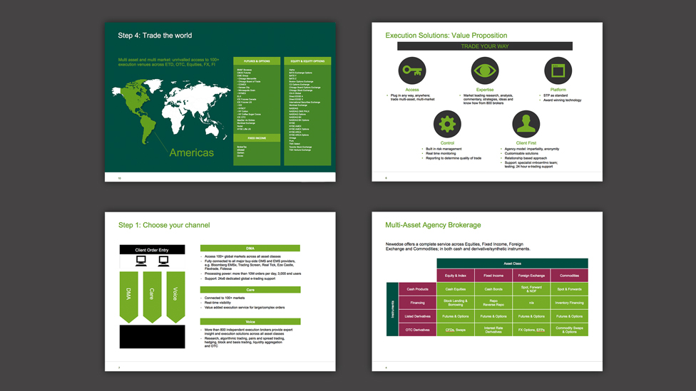 sales PowerPoint design