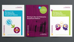 Sharepoint Guides Booklet Design Cheshire UK