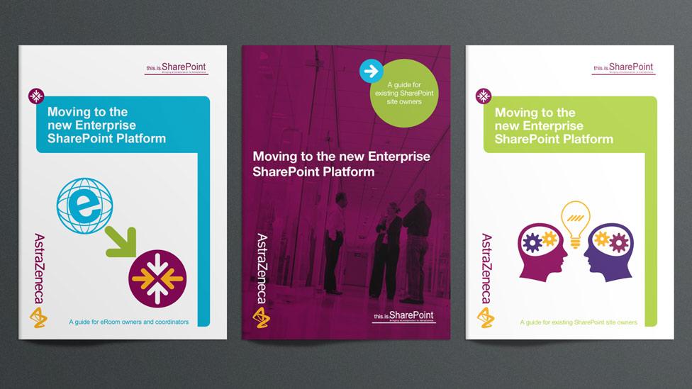 SharePoint handbook design