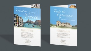 Travel Guide Brochure Design Agency Cheshire UK