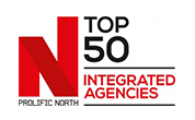 Prolific North Top 100 Integrated Agencies